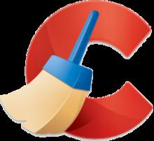 Logo de CCleaner